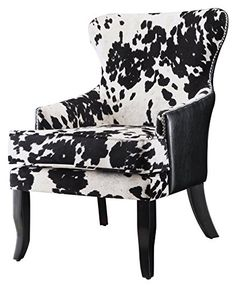 Cowhide Print/Leatherette Accent Chair by Coaster Furniture Coaster Home Furnishings http://www.amazon.com/dp/B0119C7K1E/ref=cm_sw_r_pi_dp_GZr5vb1YMKPPW
