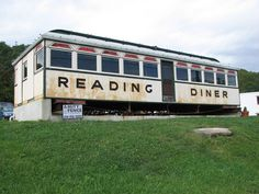 Reading Diner - Reading, PA. Berks County Pa, Reading Pennsylvania, Reading Pa, Rite Aid, Drive In Theater, Make Way, Soda Fountain, Drug Store, Tear Down