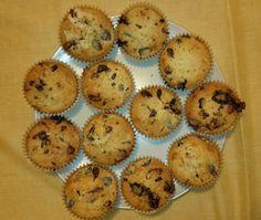 Csokis-meggyes muffin recept II.