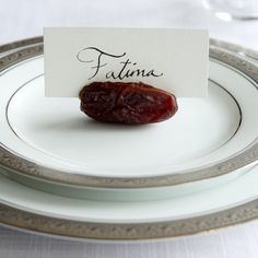 ramadan-date-placecard...thansk Martha Stewart