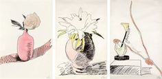 ANDY WARHOL | Flowers (Hand-Colored) (F. & S. II.110-119) | Prints Auction | 1970s, Prints & Multiples | Christie's