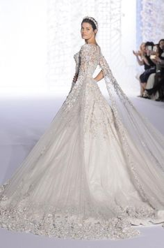 Ralph & Russo Spring ~ Haute Couture / Wedding In Shady Canyon Country Wedding Dresses, Bohemian Wedding Dresses, Wedding Dresses Plus Size, Colored Wedding Dresses, Dream Wedding Dresses, Bridal Dresses, Wedding Gowns, Bling Wedding, Backless Wedding