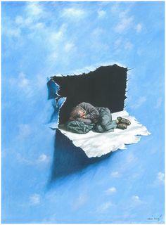 Homeless by Agim Sulaj