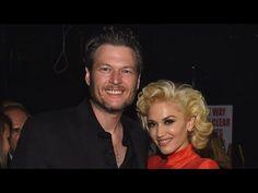Gwen Stefani and Blake Shelton Make their Red Carpet Debut