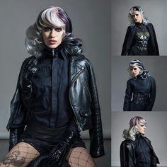 Awards 2017, Hairdresser, Goth, Punk, Style, Fashion, Goth Subculture, Gothic, Moda