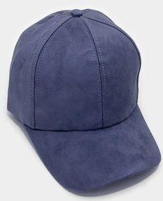 7.70$  Buy now - http://vilxc.justgood.pw/vig/item.php?t=0yud2no38646 - Navy Blue Suede Cap 7.70$