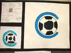 Thomas Elementary Art: 5th Grade Personal Logos