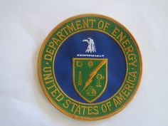 US Dept of Energy my collection