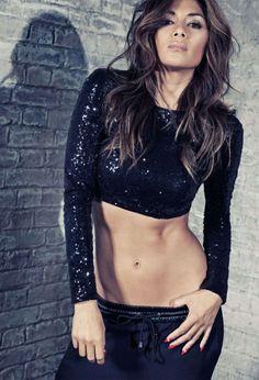 Nicole Scherzinger Missguided Swimmers Collection, Nicole Scherzinger Dresses Photoshoot