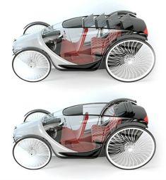 Fayton Vehicle concept designed by designer Utkan Kiziltug. Fayton inspired by the natural (horse)...
