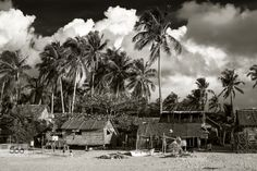 Nacpan fisherman village by Artur Dudka on 500px