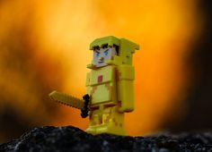 The Gold Armor Player does not look like a happy camper in #Terraria today. Has your day gone better than his?