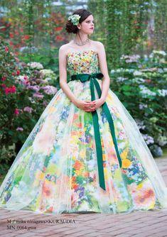 2018年版*ウエディングドレス・カラードレス のおすすめブランド特集