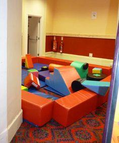 Tolroy Manor Soft Play Area