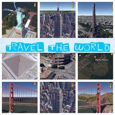 Earth through your eyes... #travel