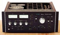 Sansui AU-20000 integrated amplifier