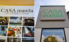 Casa Manila (Filipino) | NORTH YORK: 879 York Mills at Don Mills (S of 401, W of DVP) | #2 of Top 10 Filipino Restos in Toronto.  Good reviews. Full bar. Also serving Halo Halo (purple yam ice cream), a dessert that's been. popular this summer. Outdoor patio; very traditional-looking inside. | Blog TO