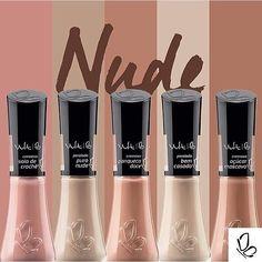 Eles combinam com tudo! ❤️ Garanta seu esmalte Vult em nossa loja:  www.candyacessorios.com.br #lojacandyacessorios #nude #vult
