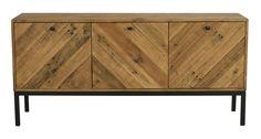 Rowico Zanzibar-senkki , ruskea. Solid Pine, Solid Oak, Rectangle Table, Large Furniture, Furniture Companies, Murcia, Wood Veneer, Sideboard, Home Accessories