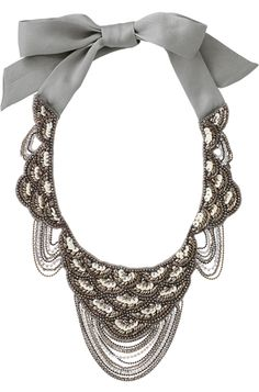 stella & dot marrakesh bib necklace something I wish I had