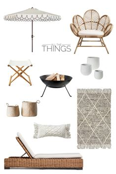 All the things: Outdoor Neutrals – greige design