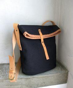 I love bags that fold.