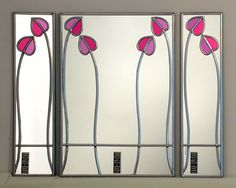 Triptych - Two Buds - Pink and Mauve.jpg (360×287)