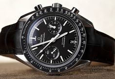 Speedy Tuesday! Today we publish an Omega Speedmaster Co-Axial Caliber 9300 Review, written by our friends from Poland after a period of testing this watch.