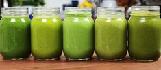 5 green SILK Smoothies Here is an assortment of summer smoothies from the SILK non-dairy milk company that look pretty delicious. Domestic Geek, Green Smoothies, Green Silk, 3 Ingredients, How To Look Pretty, Smoothie Recipes, Cucumber, Dairy