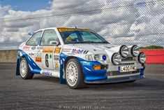 https://flic.kr/p/DibywM | Escort RS Cosworth | Ford Escort RS Cosworth WRC style