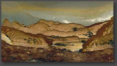 Пейзажная яшма: прекрасные картины, написанные самой природой - Ярмарка Мастеров - ручная работа, handmade