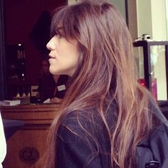 Charlotte Gainsbourg's hair is becoming a minor obsession for me.