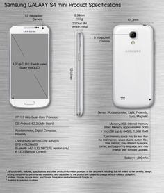 The cat is out of the bag, the Samsung GALAXY S4 Mini was today officially unveiled by Samsung in-house blog, price & sale but are still unknown