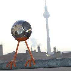 rephorm: Design per il balcone / Design per il balcone: Rohrspatz
