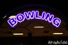 A Bowling Party