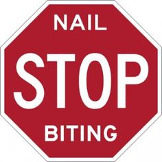 ACCOMPLISHED: After biting my nails for over 20 years, I finally kicked the habit in 2012! Never going back!