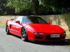 Honda NSX 3.0 V6 2dr 1996 £37990