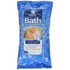 Free Shipping. Buy Comfort Bath Complete Care Washcloths 8 Each (Pack of 6) at Walmart.com