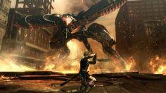 Metal Gear Rising - Revengeance Review. Die Story ist zwar etwas schwachsinnig aber das Gameplay ist sehr spaßig, insofern man nicht auf normal spielt - http://www.jack-reviews.com/2013/04/Metal-Gear-Rising-Review.html