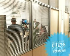 This week we are happy to host the daily morning meeting of a Citizen Circle workshop - have a good week!  💙⚓💦  #citizencircle #rayaworx #relaxandwork