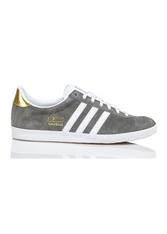 Baskets gazelle noirblanc Adidas Originals | La Redoute