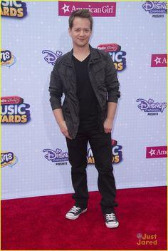 Jason Earles at the Radio Disney Music Awards 2015