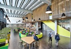 Best Awards - Warren and Mahoney and McCoy and Wixon Architects Ltd. / University Plaza