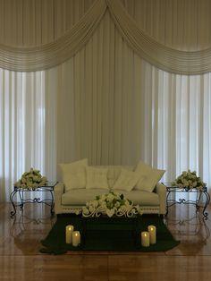 Main table imaged garden at Okinawa Zanpamisaki Royal Hotel
