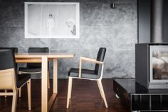 Traditional chairs, bar-stools and upholstered chairs made from bent wood as well as design novelties. Large Furniture, Furniture Design, Traditional Chairs, Bent Wood, 2014 Trends, Upholstered Chairs, Interior Inspiration, Design Trends, Bar Stools