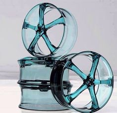 Glass rims