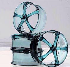 Glass rims