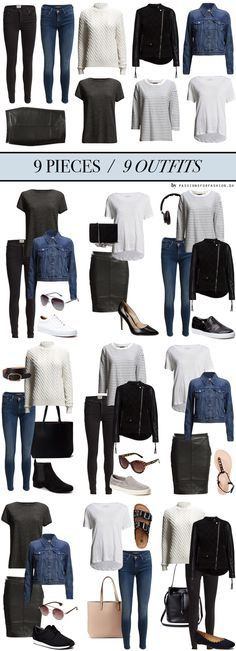 Basic - Outfit combination from passionforfashion.dk