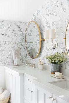 Two Bathrooms: A Kid's + A Powder — STUDIO MCGEE