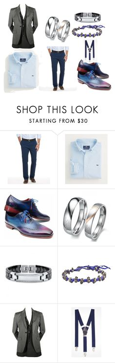 """""""Men's Chic"""" by demijay on Polyvore featuring Vineyard Vines, M. Cohen, Express, mens, men, men's wear, mens wear, male, mens clothing and mens fashion"""